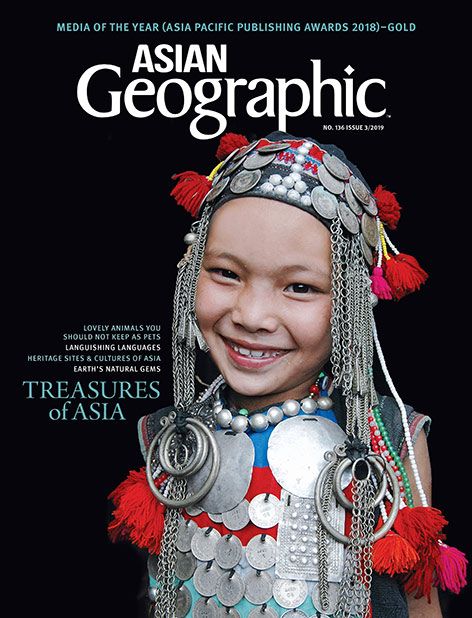 Asian Geographic -V. Vorreiter